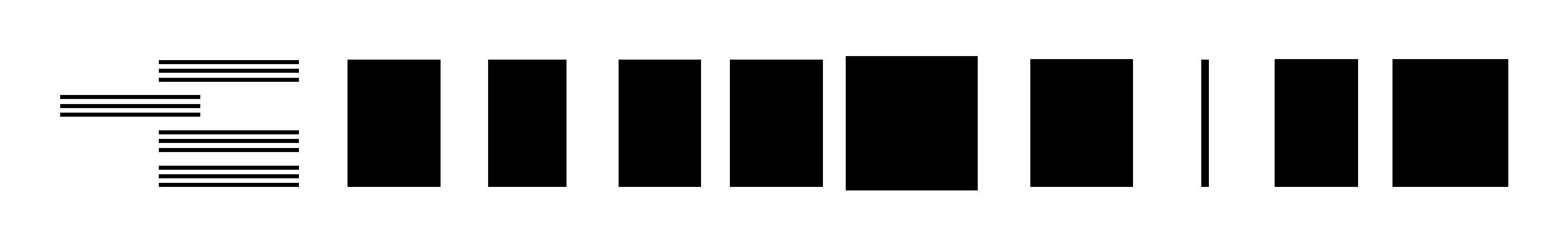 Logo cerne transparentni THIN